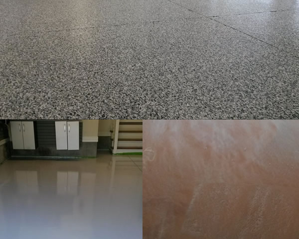 Examples of Epoxy Flooring